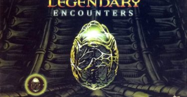 Legendary Encouters Alien deck building game