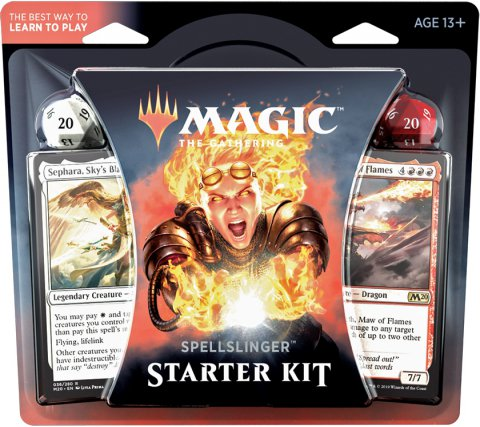 Kit de démarrage Magic core set 2020