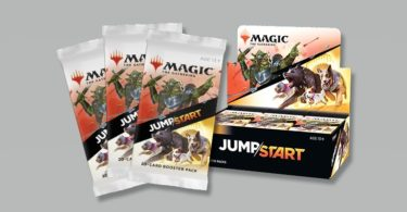 Magic Jumpstart boosters
