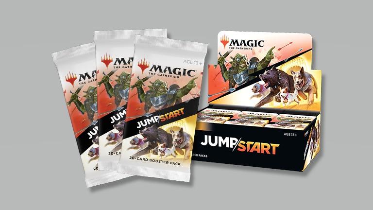 Magic Jumpstart boosters