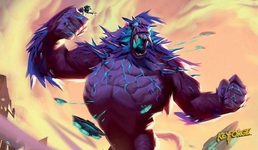 Tapis de jeu - Kong Niffleur - Mutation de masse