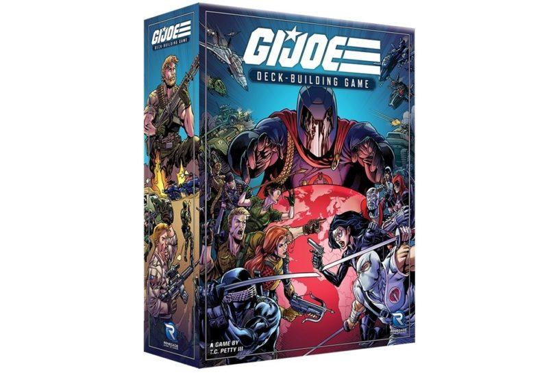 G.I. Joe - Construction de deck