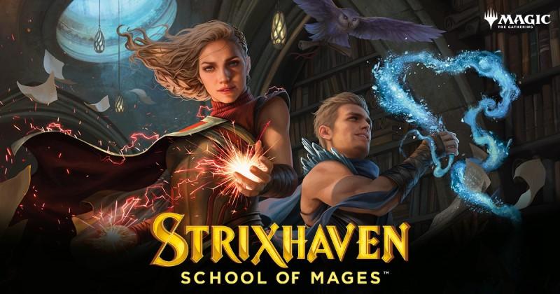 Strixhaven - extension pour MAgic