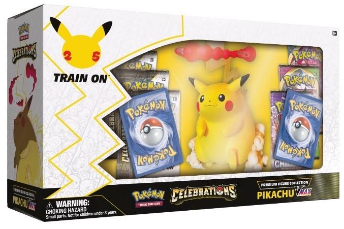 Célébrations Figurine Premium Pikachu Gigantamax