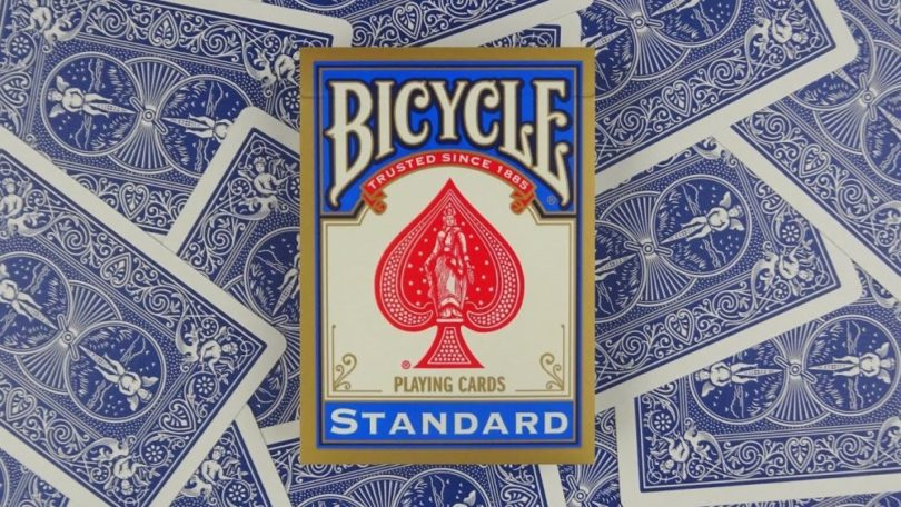Jeu de 52 cartes Bicycle