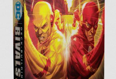 DC deck-building Flash Vs Reverse Flash
